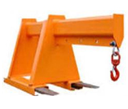 Crane Forks Detachable Lifting Jib Attachment